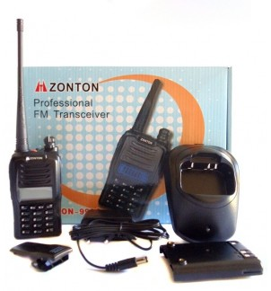 Радиостанция ZT-999G 5W