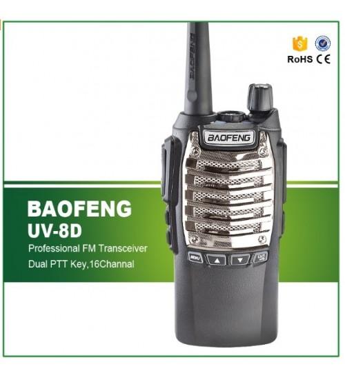 Професионална радиостанция UV-8D 8W