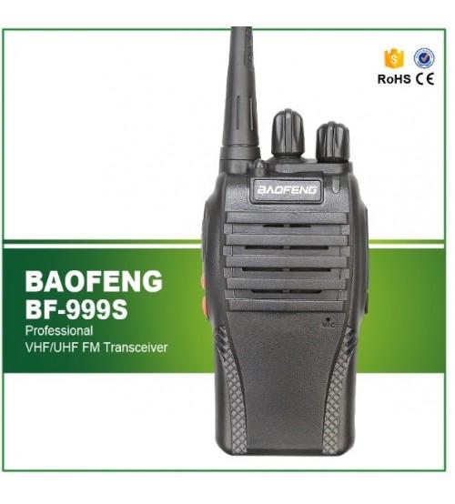 Любителска радиостанция BF-999S 5W