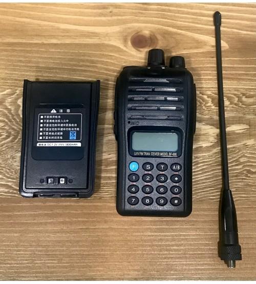 Zonton 8808UV Двубандова ловна радиостанция