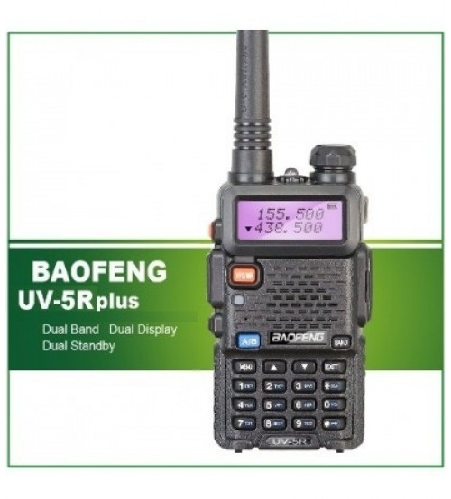 Професионална радиостанция UV-5R Plus 10W