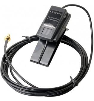 NAGOYA RB-CLP Стойка за антена за монтаж на прозорец на автомобил
