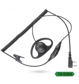"""Слушалка за радиостанции DS-E004 тип """"пружина"""""""