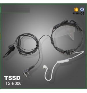 Професионален ларингофон за радиостанции DS-E006