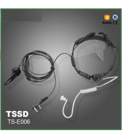 Слушалка с ларингофон за радиостанции DS-E006
