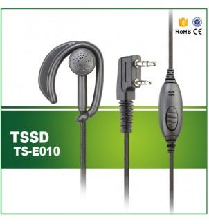 Слушалка за радиостанции DS-E010 с текстилна оплетка