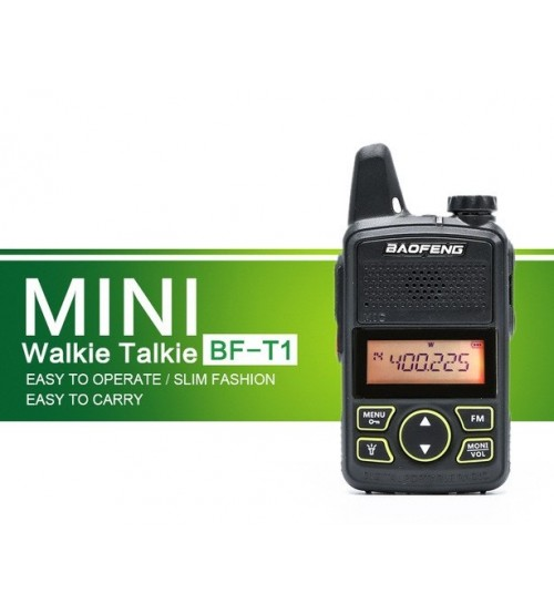 Портативна радиостанция BF-T1 mini
