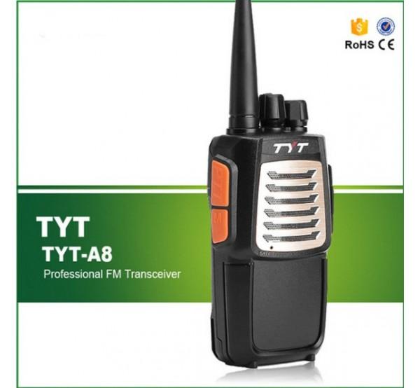 Мощна преносима радиостанция TYT-A8 7W