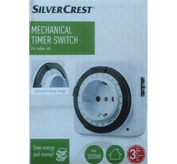 SilverCrest механичен таймер