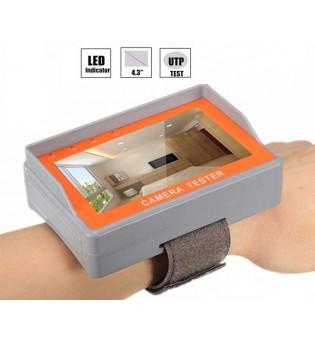 Тестер за охранителни камери DS-IV6A