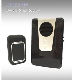 LUCKARM 3905 Дигитален звънец с водоустойчив бутон