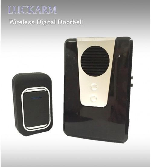 Електронен известител за посетители с водоустойчив бутон DS-3905