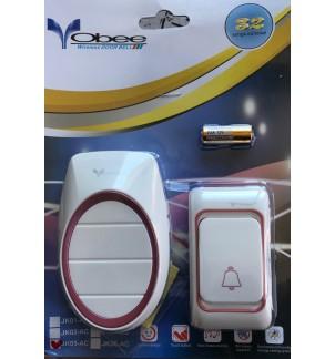 Vobee JK03-AC Дистанционен звънец с модерен дизайн