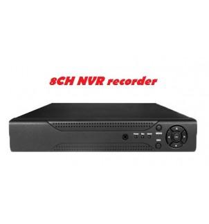 8 канален NVR E-CH 7008-N с HDMI