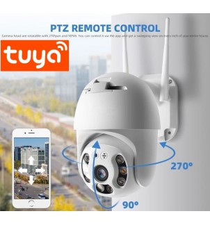 TY-200PTZ-K Управляема камера с Tuya APP контрол
