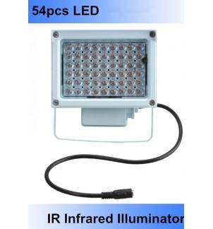 Инфрачервен прожектор DS-54IR