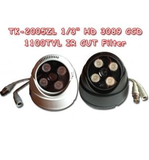 Куполна камера TK-2005ZL 1100TVL