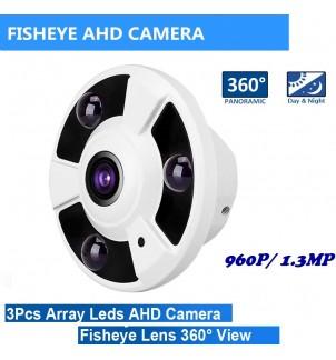 Панорамна AHD камера 360 градуса DS-817AHD