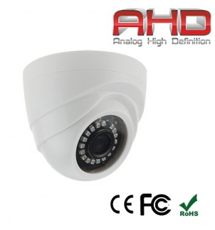 Куполна камера DS-DFSW20H100E 720P
