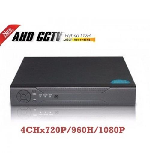 4 канален видеорекордер DVR DS-6004Т-LM
