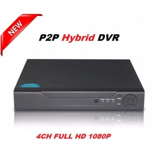 4 канален видео рекордер AVR-3104L