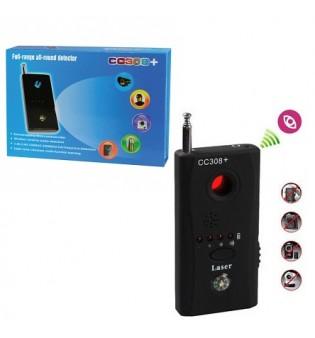 Детектор за скрити камери и подслушватели CC308+