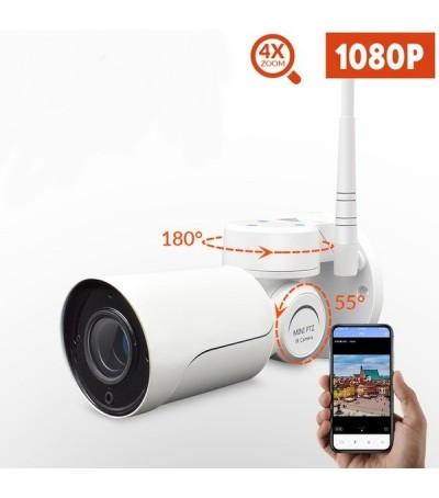Wireless PTZ камера UV-WFPTZM11 4x ZOOM 1080P