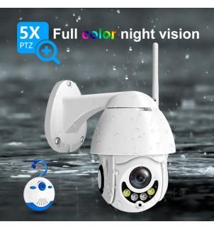 Външна Wifi камера DS-PTZM12 5x ZOOM и запис на SD карта