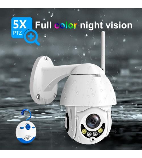 Wifi IP PTZ камера UV-WFPTZM12 5x ZOOM1080P