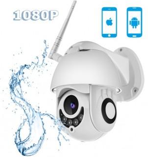 Wireless P/T камера DS-QA01 с TF карта