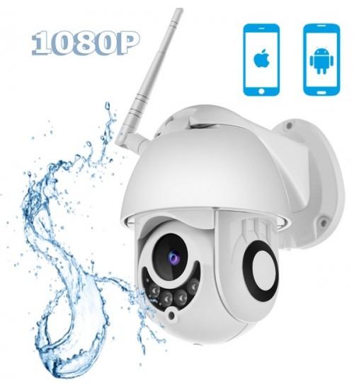 Куполна WiFi P/T камера DS-QA01 с TF карта