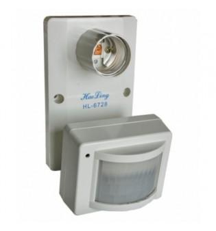 Сензорна лампа за електрическа крушка K-01