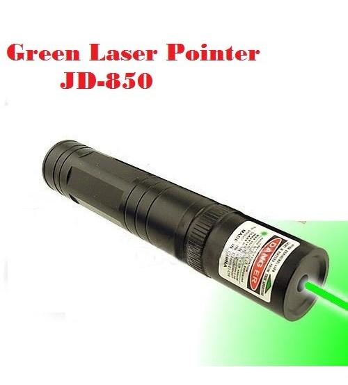 Лазер JD-850 зелен