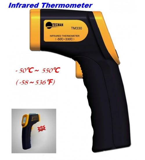 Инфрачервен безконтактен термометър AR-320