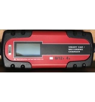 Импулсно зарядно за акумулатори 6V и 12V 1.2Ah-120Ah