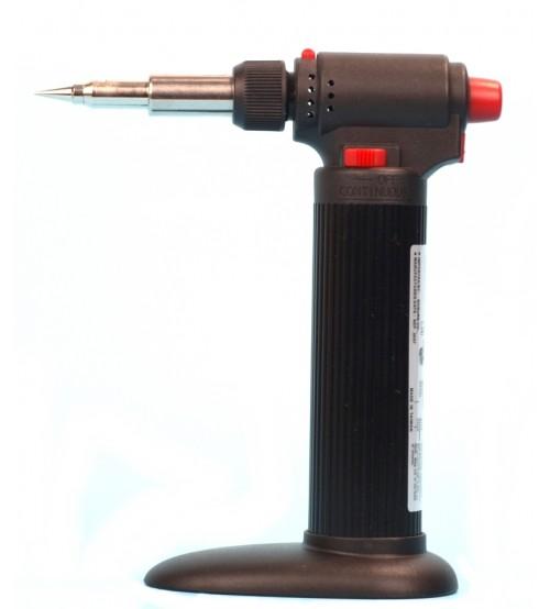 Газова горелка с поялник 2 в 1 MT7721