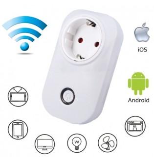 Wifi Smart plug- умен контакт DS-08