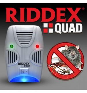 Защита от домашни вредители Riddex Quad